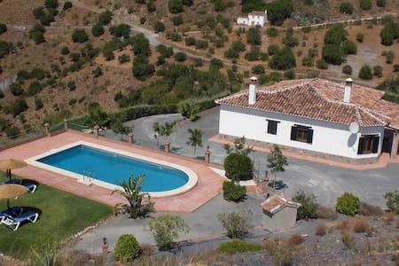 Cottage between mountains - El Chorro - Hus