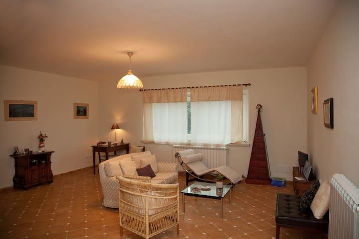 Accogliente casa nella verde Umbria - Castel Giorgio