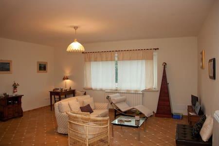 Accogliente casa nella verde Umbria