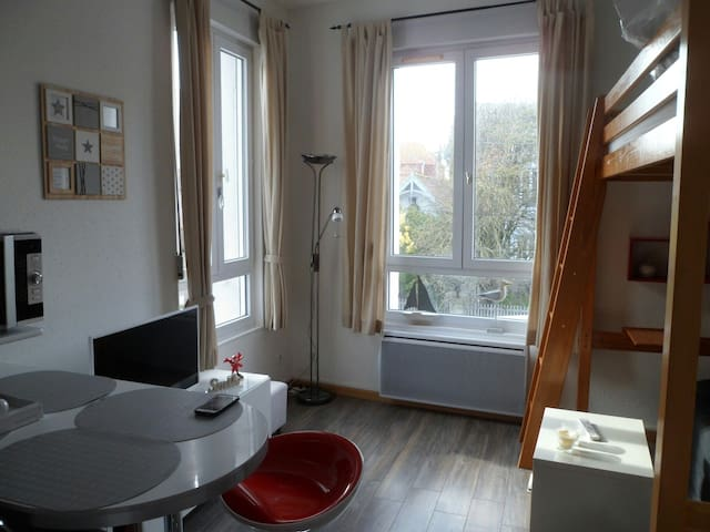 studio cosy hyper centre - Le Touquet-Paris-Plage - Apartment