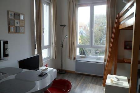 studio cosy hyper centre - Le Touquet-Paris-Plage - 公寓