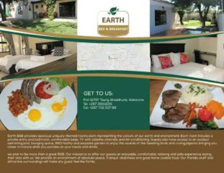 Earth Bed and Breakfast