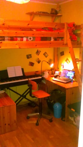Chambre en colocation - Carquefou - Huis