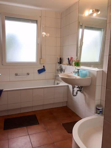 Bathroom (Badezimmer)