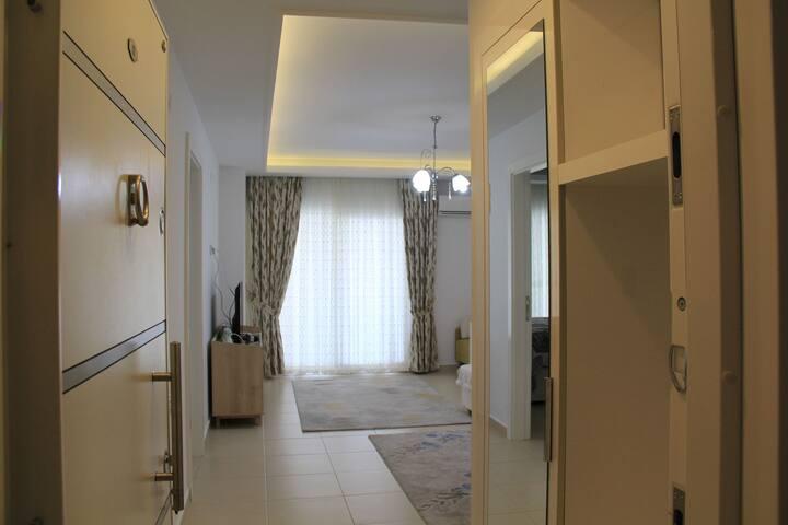 Квартира находится в новом комплексе !!