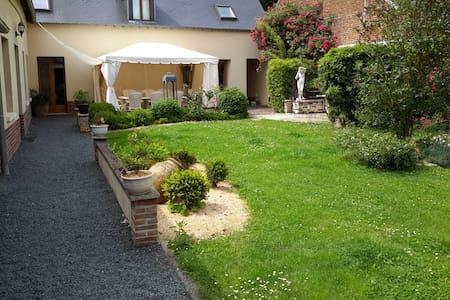 Petite maison dans la campagne - Mailly-Maillet - House