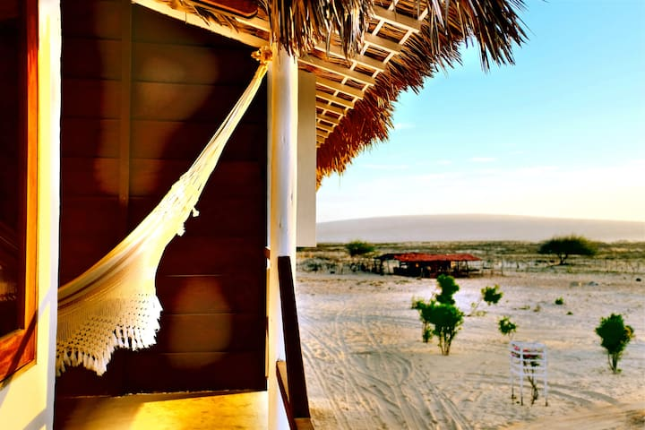 JERI HOUSE GREAT VIEW / LOW PRICES - Jijoca de Jericoacoara