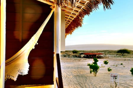 JERI HOUSE GREAT VIEW / LOW PRICES - Jijoca de Jericoacoara - 独立屋