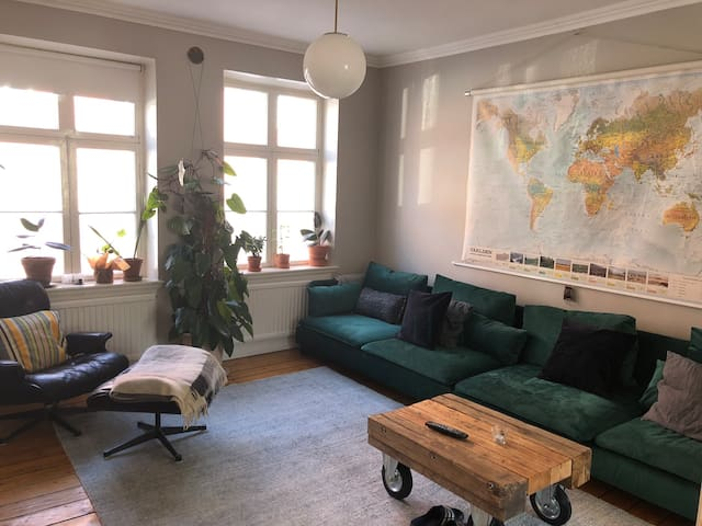 Nice central apartment to really enjoy Malmö