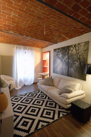 Appartamento in centro storico - Asti - Apartamento