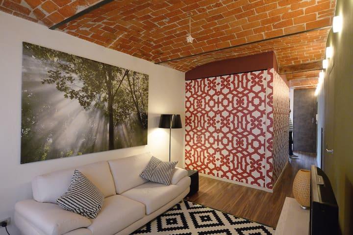 Appartamento in centro storico - Asti