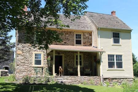 The Farmhouse at Trimble's Ford