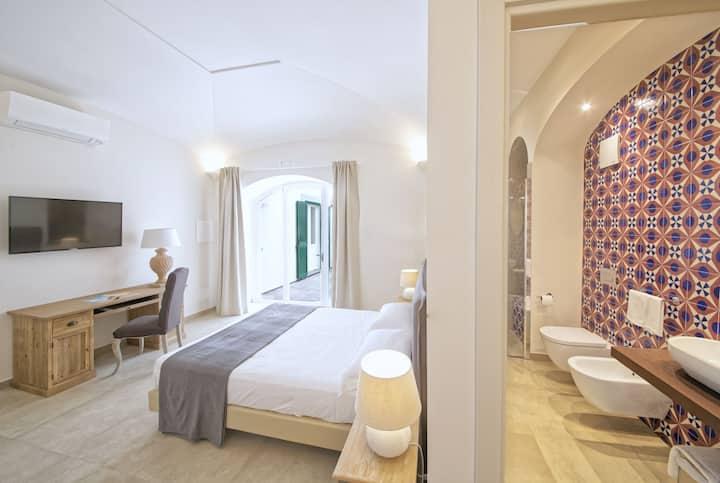 Marina Garden B&B Forio Ischia  - Triple Room