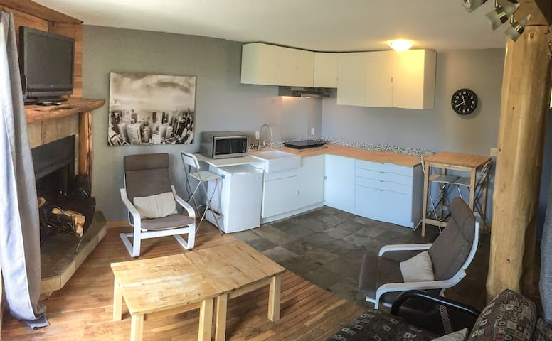 Big White Mountain: On Hill Accommodation - Kelowna - Appartement