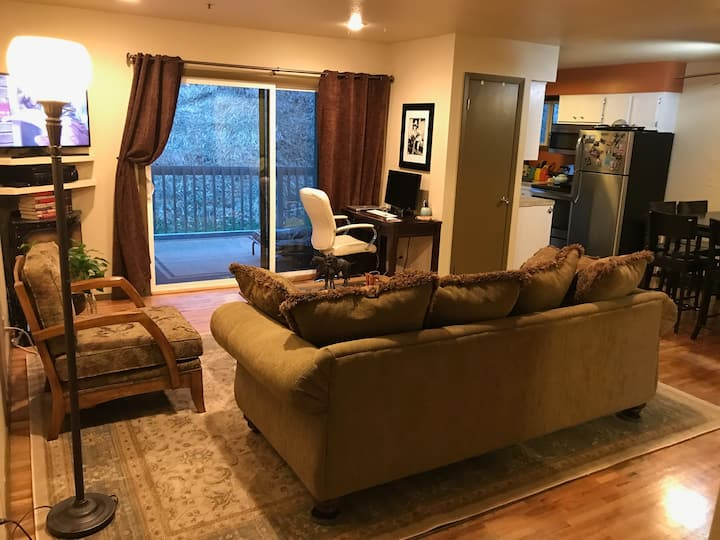 Three Bedroom Condo In Heart Of Park City, UT