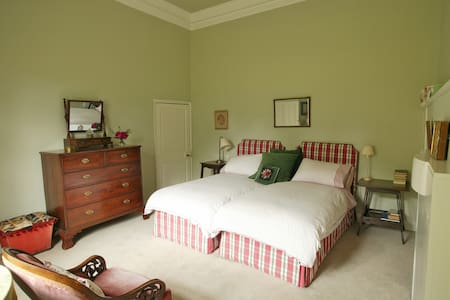 The Guest Suite in The Old Vicarage, B & B - Henstridge