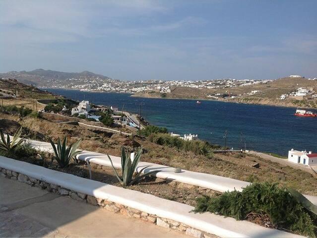 GRGTMY101 - Grand Suite Ornos in Mykonos - Ornos - Villa