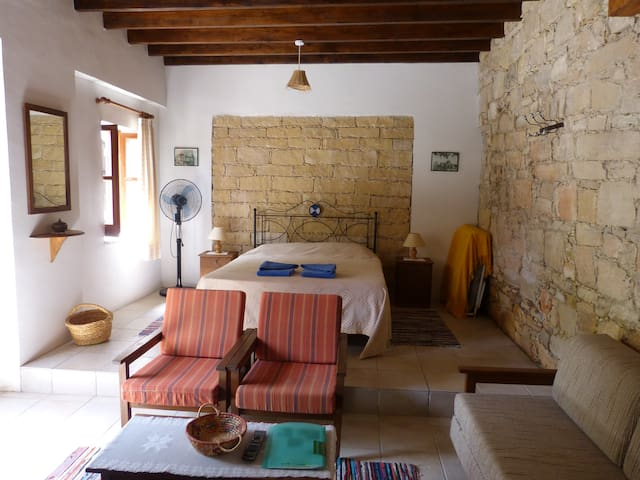 NICOLAS AND MARIAS COTTAGES - Anogyra - Apartment
