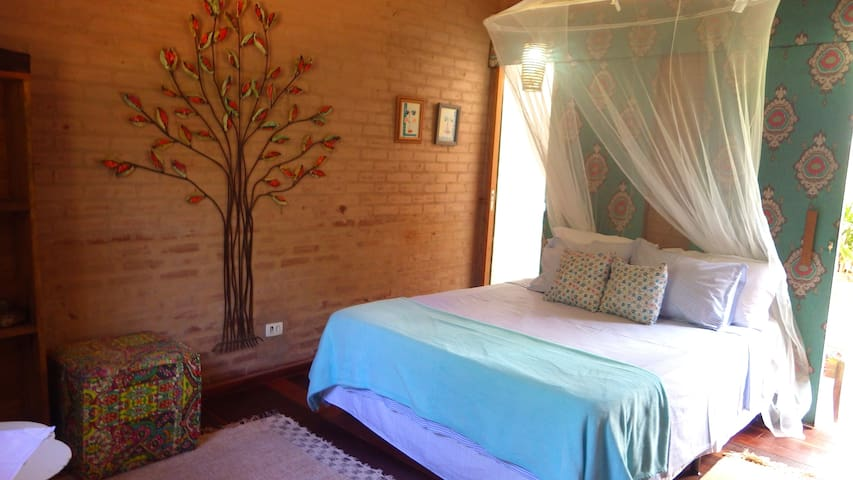 Suite with Balcony - Olinda - Casa