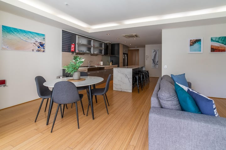 St Georges Terrace City Pad