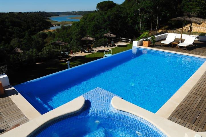 T2  com vista para laranjal - Vila Nova de Milfontes, Odemira - Apartment