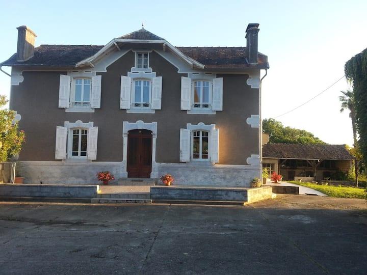 Maison de vacances au cœur du Béarn.