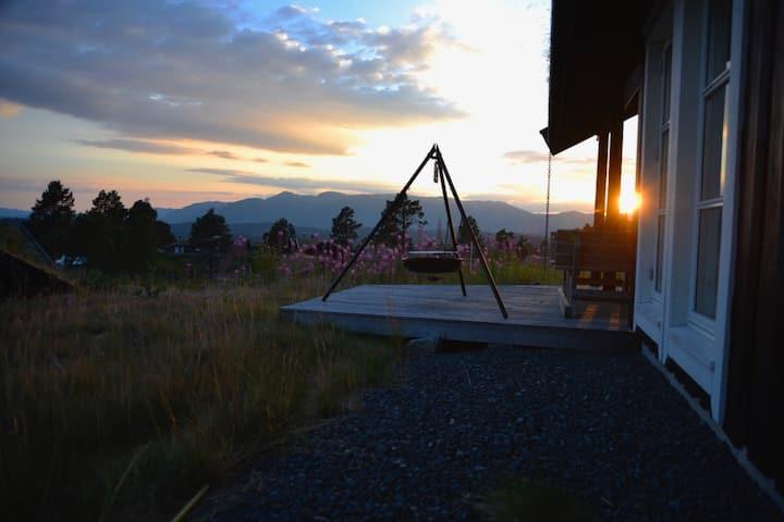 Design Mountain Cabin in Rauland