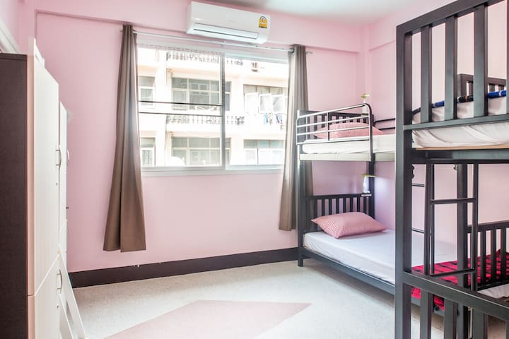 Baan Nampetch 8 Mixed Dorm A/C