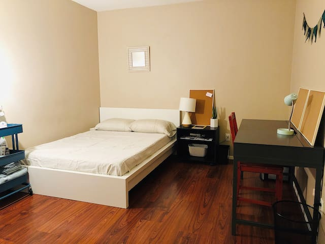 Cozy Bedroom Ideal for Medical Students by ARMC