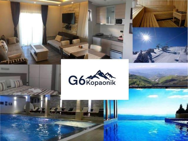 Apartman G6, Kopaonik (Milmari resort)