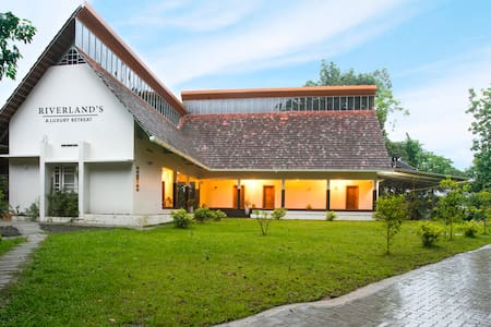 RiverLand's - A Luxury Retreat