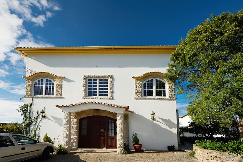 Sta Maria Villa Garden House Casas De Campo En