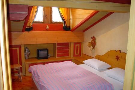 Spectacular Dolomite Mountain Cabin - Sommerhus/hytte