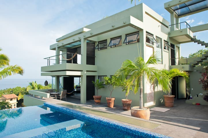 For lovers of modern architecture with 360' views! - Sayulita - Huis