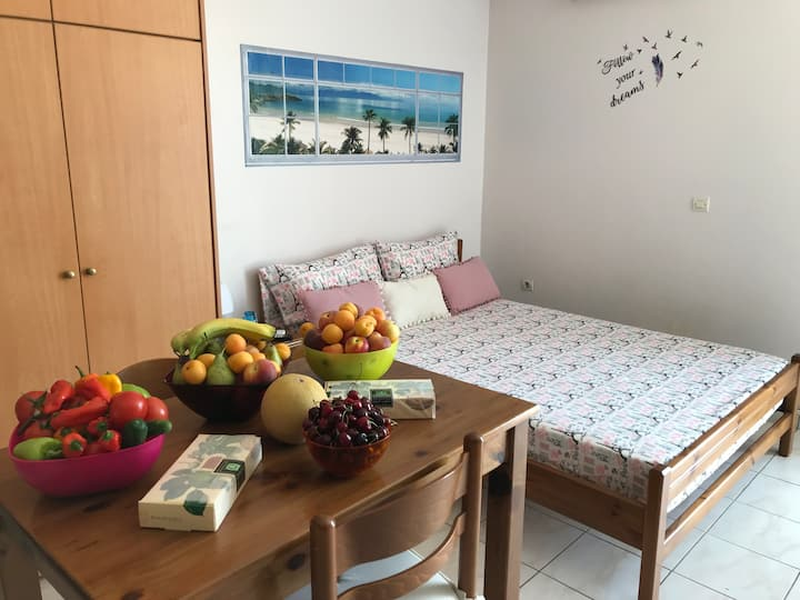 Studio close to the beaches of Kalamata