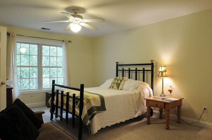 Edenhope Farm Private Estate /Yellow - Beaufort - Bed & Breakfast