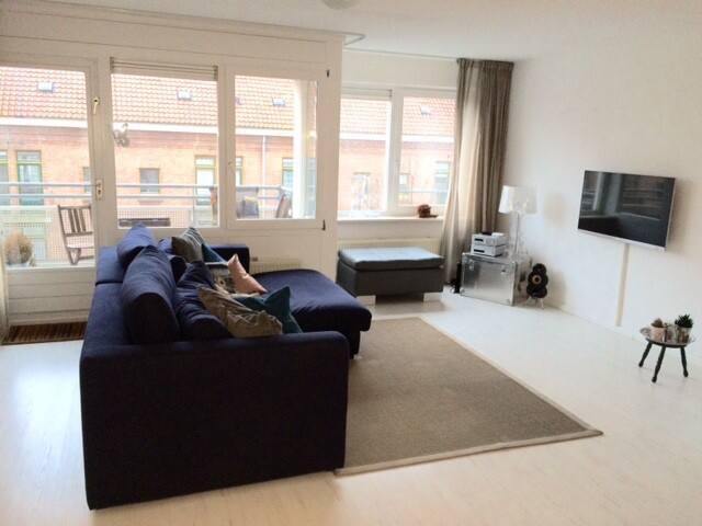 Modern appartment in Rivierenbuurt! - Amsterdam - Daire