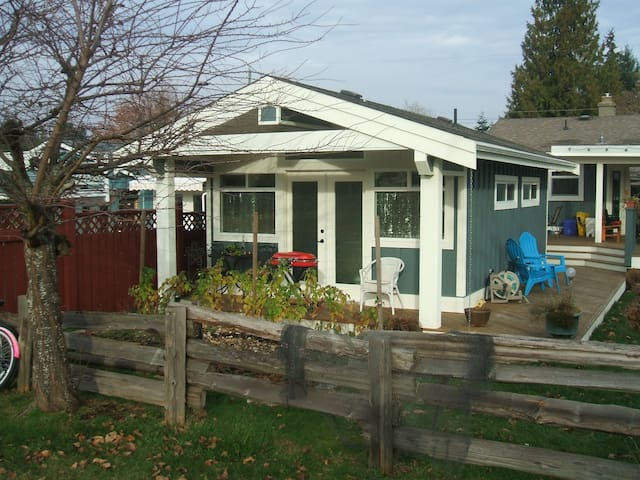Sweetest Little Cottage in P'ville! - Parksville