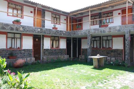 SUMAQ WAYRA Lodge, Colca Yanque