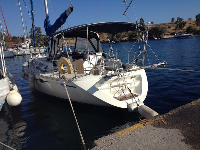 Sail boat jeanneau, San Magic 44 - Athens - Bot
