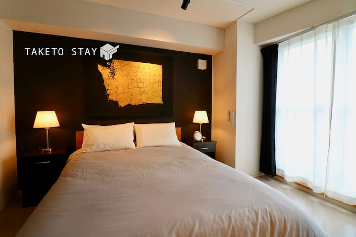 SY403 :Max6ppl/3bedroom spacious art /Free pickup