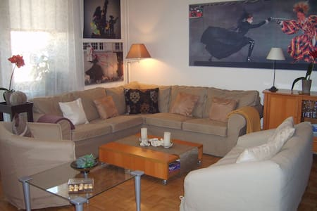 65m2 appt in a beautiful residence - Varsova - Huoneisto