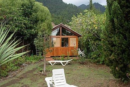 """Ferienhaus """"San Vicente"""" La Palma - Santa Cruz de la Palma - Mökki"""
