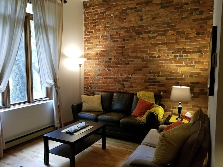 ADORABLE Apartment/PERFECT Location (+31 nuits)