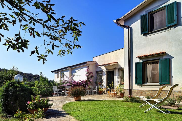 Casa Turiello - Country-style House - Termini