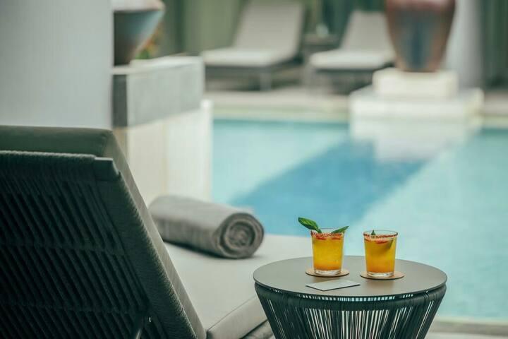 @1BR Premier Sunshine Resort Seminyak+Breakfast