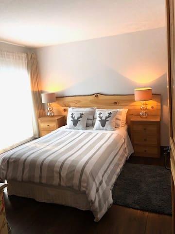 Chambre des maitres - Main bedroom