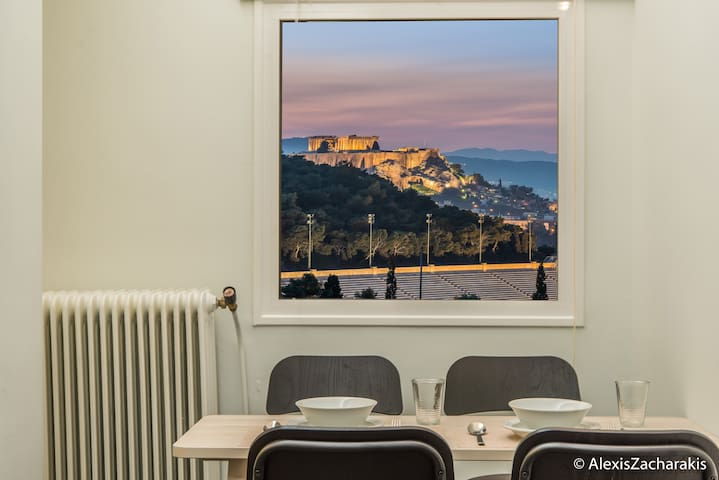 urban luxury studios  for5 -Amazing Acropolis View