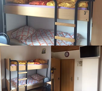 1 Zimmer in 5 Zimmer Villa - ฮัมบูร์ก