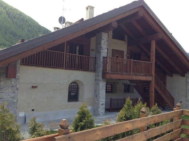 Chalet Des Alpes - Rollieres - Pis